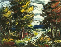 autumn by holmead (clifford holmead phillips)
