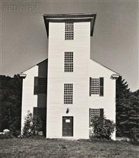 clapboard church by walker evans