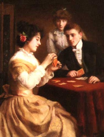 the winning hand by maud porter