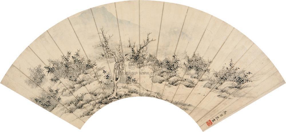 landscape by ma yu