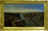 wensleydale, yorks by edmund john niemann