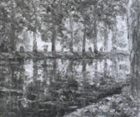 im schwetzinger schloßgarten by rudi müllers
