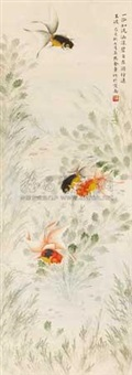金鱼 by jin zhang