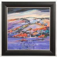 scoraig autumn by shelagh campbell