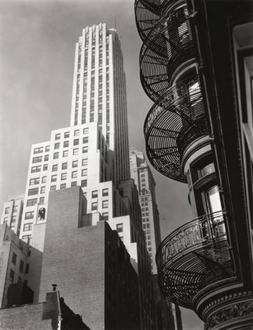murray hill hotel 112 park avenue new york by berenice abbott