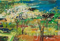 summer trees by hamish macdonald