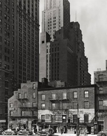 untitled (new york city, passport photos) by berenice abbott