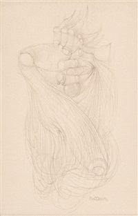 la danseuse by hans bellmer