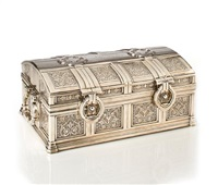 cigar box by arthur l. barney