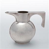una lattiera di un servizio da te e caffe by franca helg and franco albini