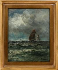 ships at sea by robert hopkin