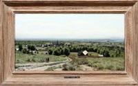 quebec landscape by constance coleman richardson