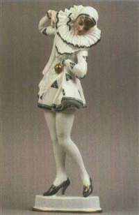 figur by constantin holzer-defanti