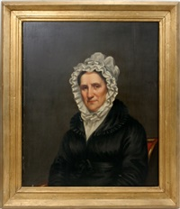 mrs. benjamin franklin lee by jewett & waldo