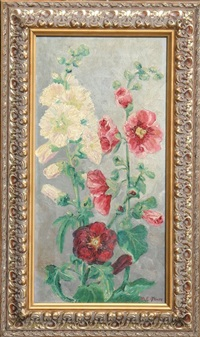 flowers by margaretha e. albers