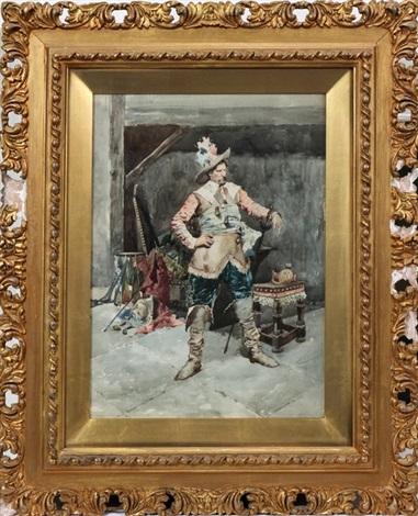 cavalier by giuseppe signorini