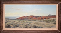 red cliffs by constance coleman richardson