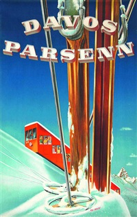 davos parsenn by edi hauri