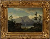 landscape by leonhard rausch