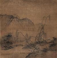 landscape by xiao yan