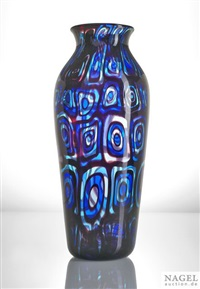 vase cattedrale by pollio perelda