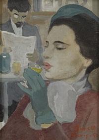 pariscafé by greta gerell