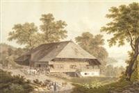 bauernhaus bei interlaken by samuel frey