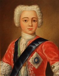 a portrait of prince charles edward stuart by antonio david