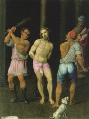 geisselung christi by francisco gassen