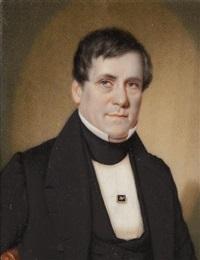 portrait of mr. eastman by john wood dodge