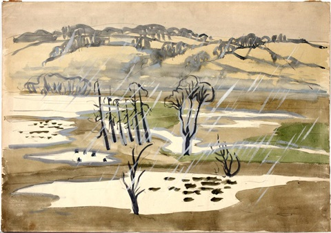march 1916 by charles ephraim burchfield