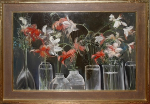 tiger lilies by clarice smith