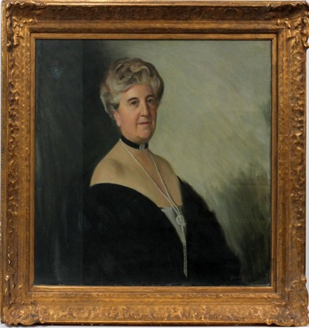 portrait by george henry taggart