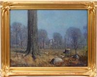 landscape by clifton a. wheeler