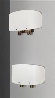 due lampade a parete by arteluce