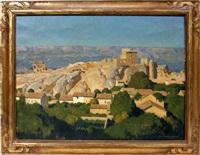 chateau d'allerins by georges paul leroux
