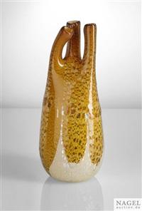 vase con fiamme by aldo nason