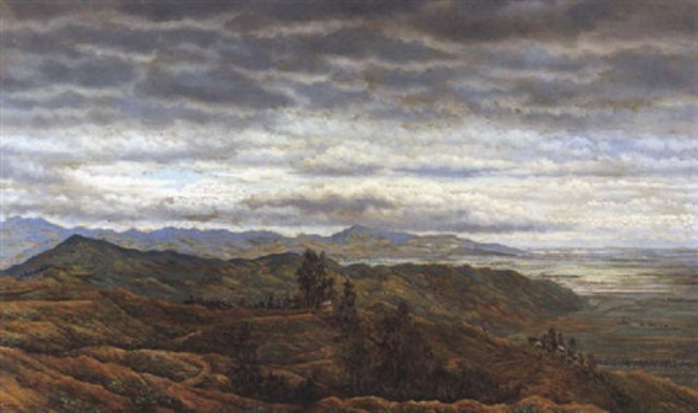 untitled landscape by gonzalo ariza