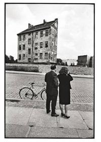 west berlin, allemagne by rené burri