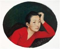 girl by xiao li