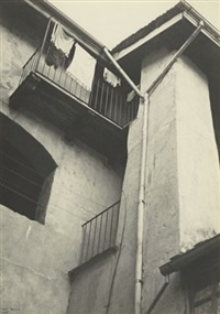 untitled (brissago, switzerland) by ilse bing
