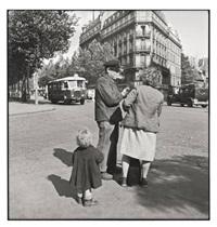 paris by rené burri