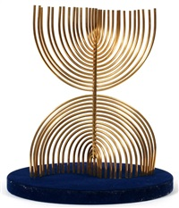 menorah by yaacov agam