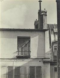 untitled (paris) by ilse bing
