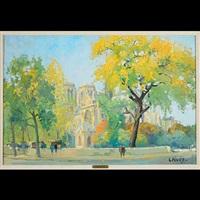 le quai montebello by constantine kluge