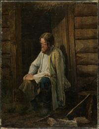alter mann by vasili andreevich golynskij
