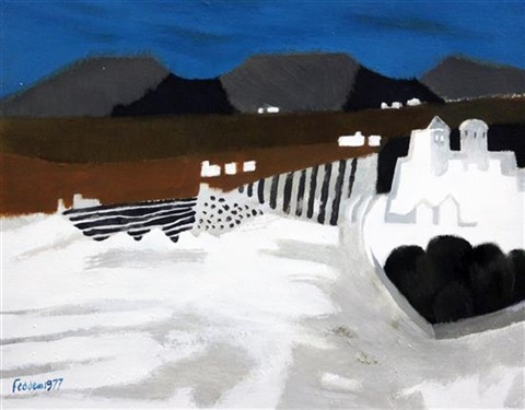 lanzarote i by mary fedden