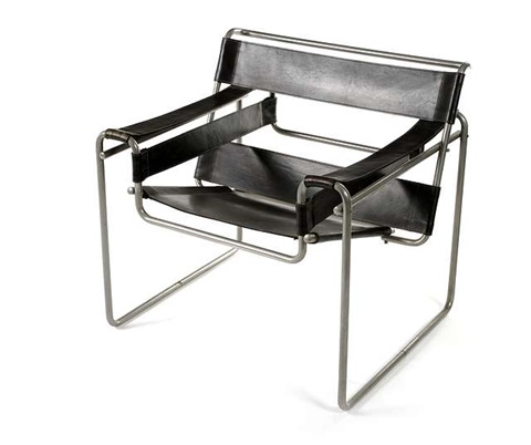 Wassily Chair (no. B3) By Marcel Breuer