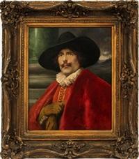 cavalier by alex de andreis