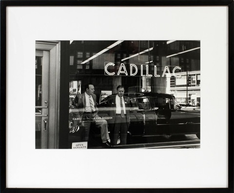 cadillac man by william klein